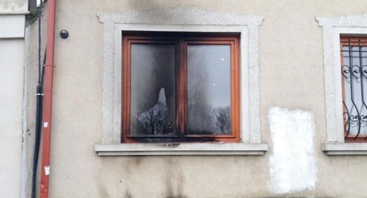 В Польше задержаны поджигатели офиса венгров в Ужгороде