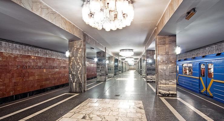 В Киеве проезд в метро можно будет оплатить стихами