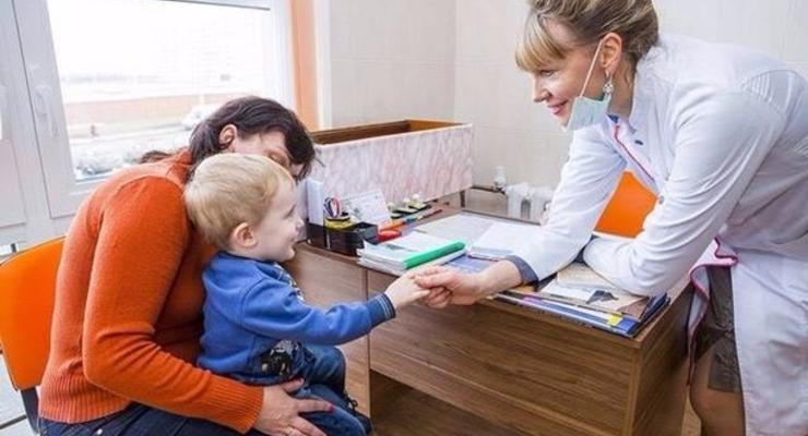 12,5 тысяч украинцев выбрали себе семейного врача