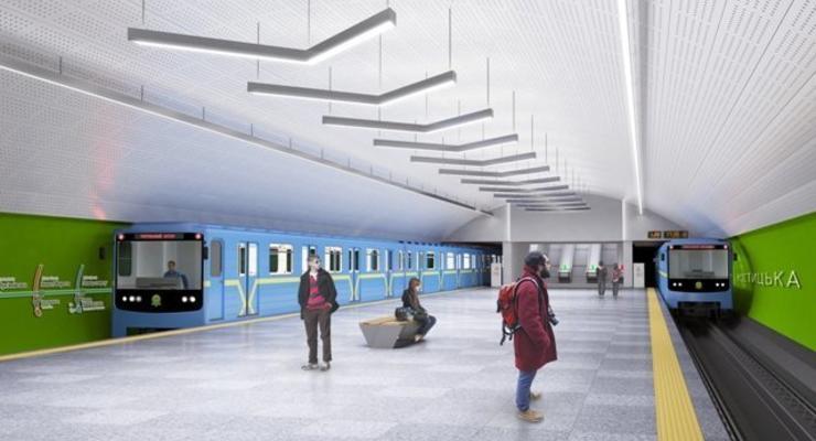 Тендер на строительство метро на Виноградарь перенесли в пятый раз