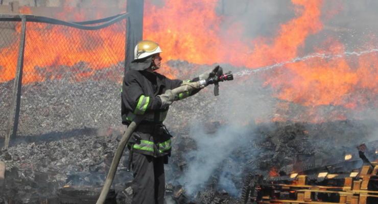 В Украине предупреждают о высокой пожароопасности