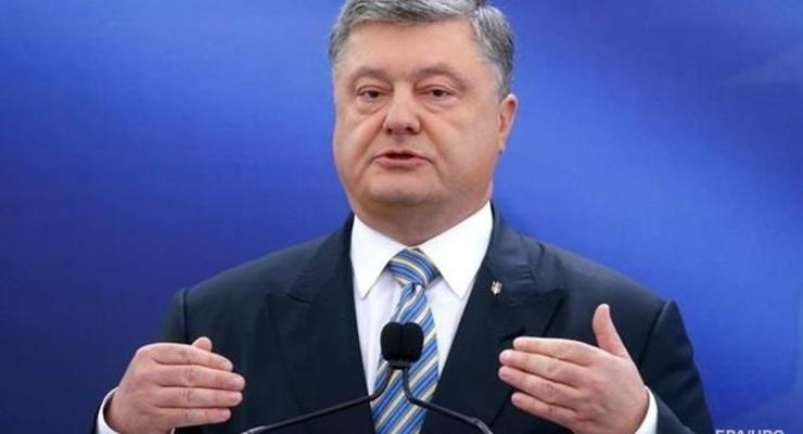 Украина в приоритетах НАТО и США - Порошенко