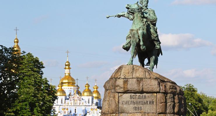 Блог историка. Памятник Богдану: через империю и сталинизм - в символы Киева