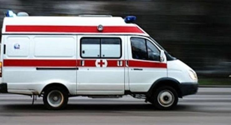 Под Черниговом перевернулся автобус с детьми: есть пострадавшие