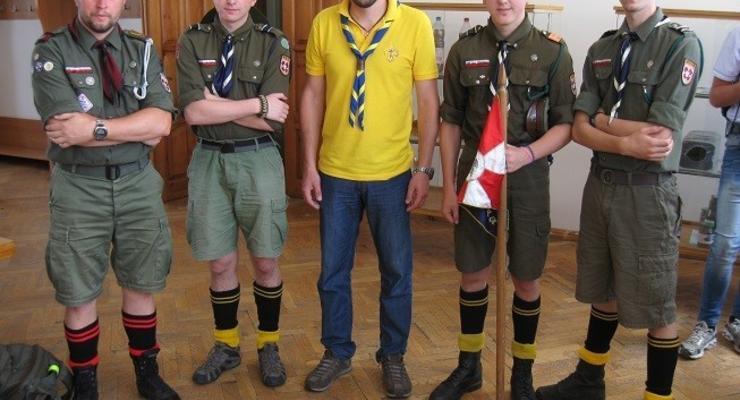 На Закарпатье нашли повешенным лидера пророссийских скаутов из Львова
