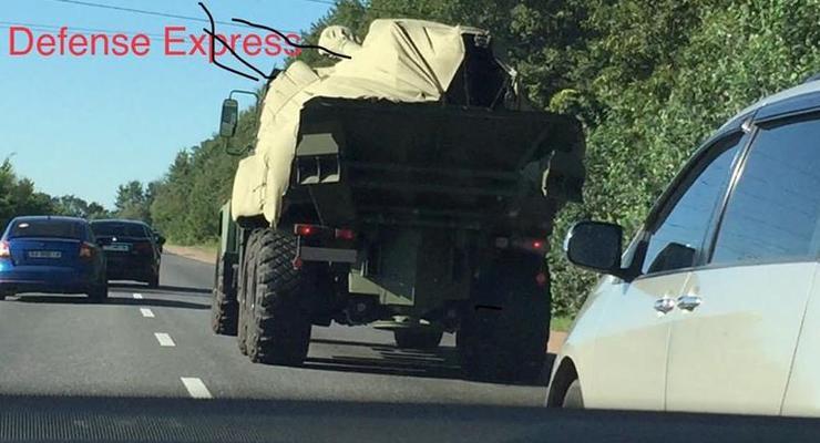 Появилось фото новой украинской гаубицы Богдана