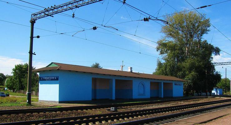 В Харькове старушка бросилась под поезд