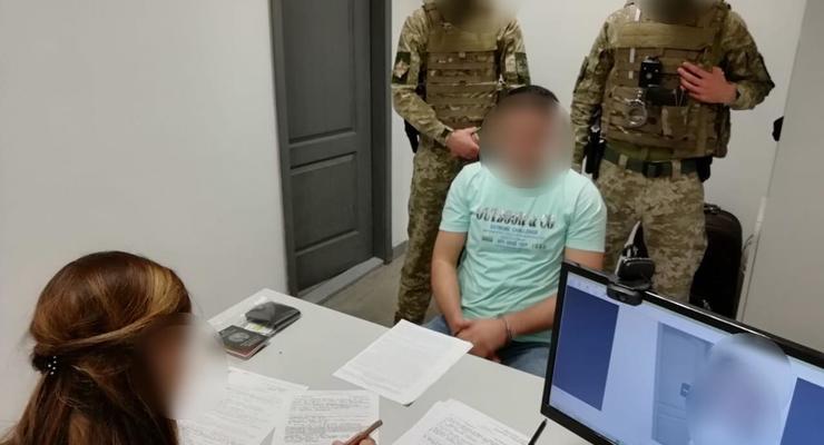 Пограничники задержали в Борисполе боевика ИГ