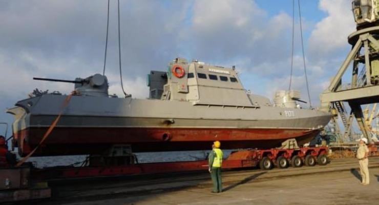На Азовском море появится военно-морская база ВСУ