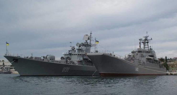 В ВМС рассказали о приоритетных направлениях военной базы в Бердянске