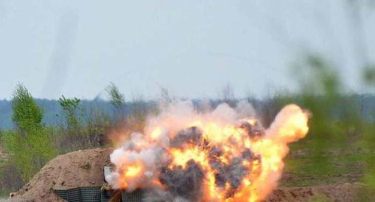 Мощный взрыв прогремел на военном полигоне под Херсоном