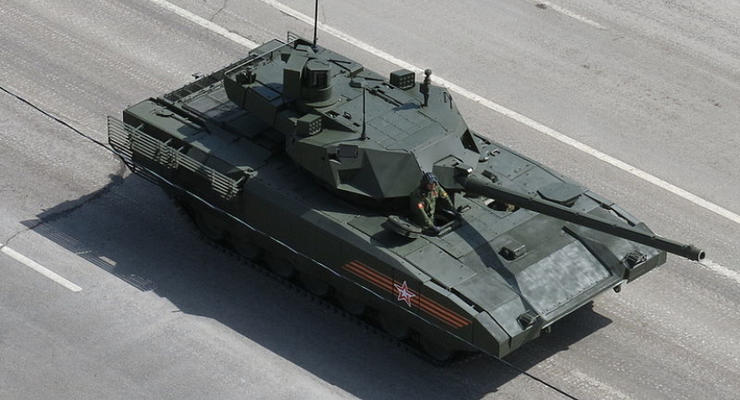 Американские танкисты назвали главные недостатки российских Т-14 Армата