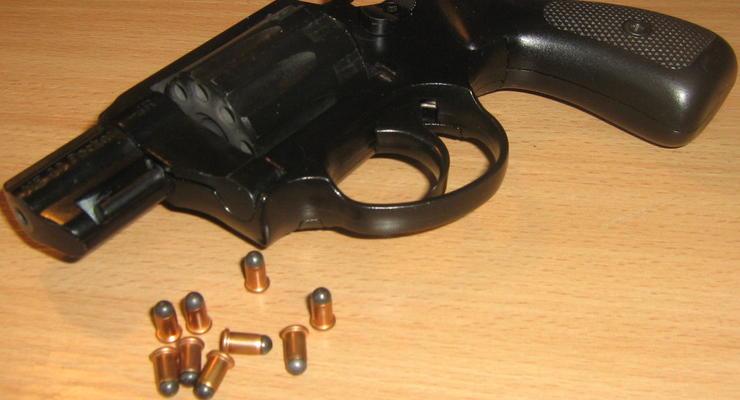В центре Одессы неизвестные устроили стрельбу, ранен прохожий