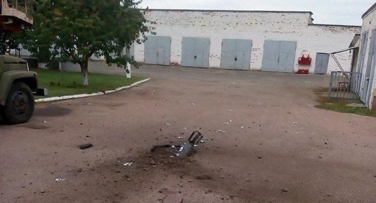 Журналист рассказал, какие боеприпасы взрываются под Ичней
