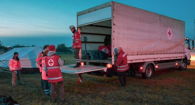 ЧП в Ичне: В четырех населенных пунктах работает Красный Крест