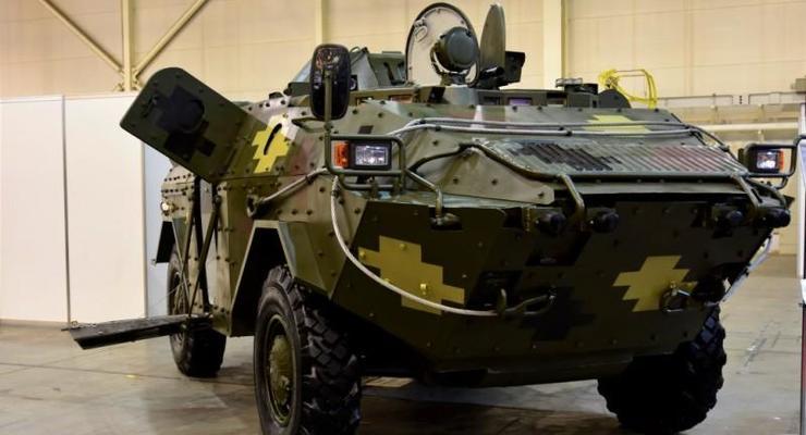 Укроборонпром представил новый БРМ Мангуст