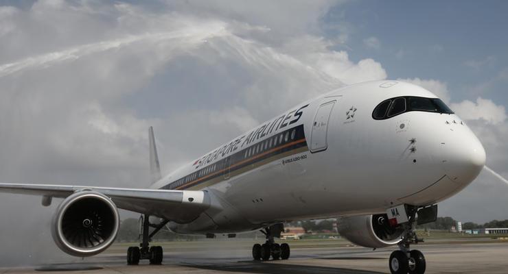 В Сингапуре запустили самый длительный беспосадочный авиарейс