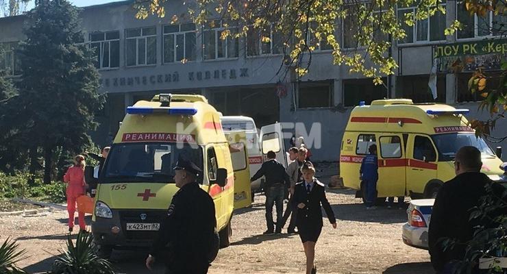 В Керчи произошел взрыв в колледже: Много погибших и пострадавших