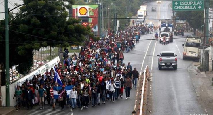 США урезают финпомощь Центральной Америке из-за мигрантов