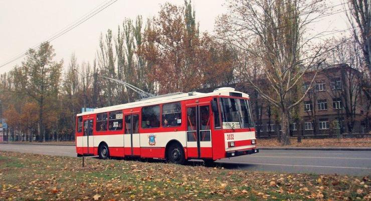 Массовая драка в троллейбусе Николаева попала на видео