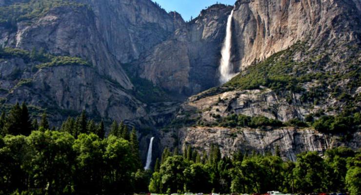 Двое туристов разбились в национальном парке в США