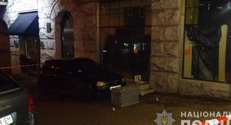 В Киеве задержали стрелявшего в человека замглавы Федерации бокса - СМИ