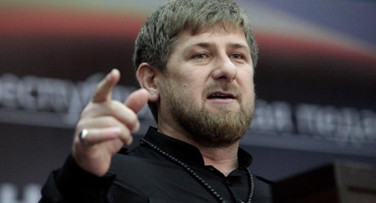 Instagram разблокировала и снова заблокировала страницу Рамзана Кадырова