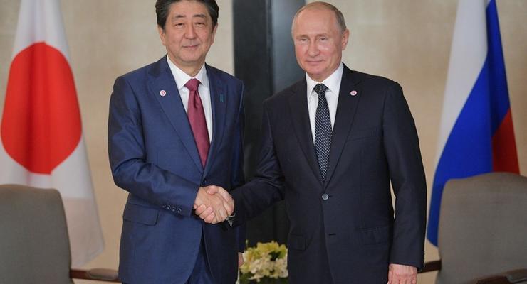 Абэ пообещал, что на Курилах не появятся базы США