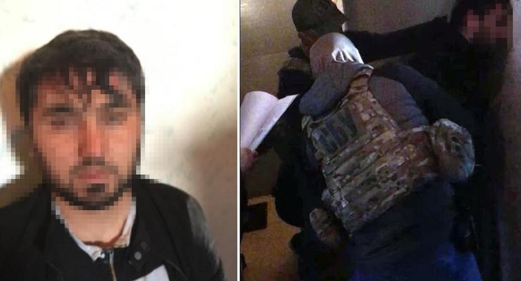 В Киеве СБУ задержала террориста ИГ, который торговал оружием