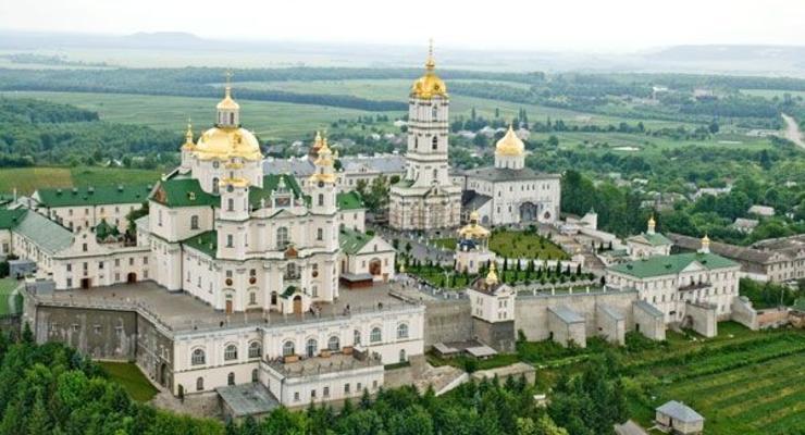Почаевскую лавру вернули в состав Кременец-Почаевского заповедника