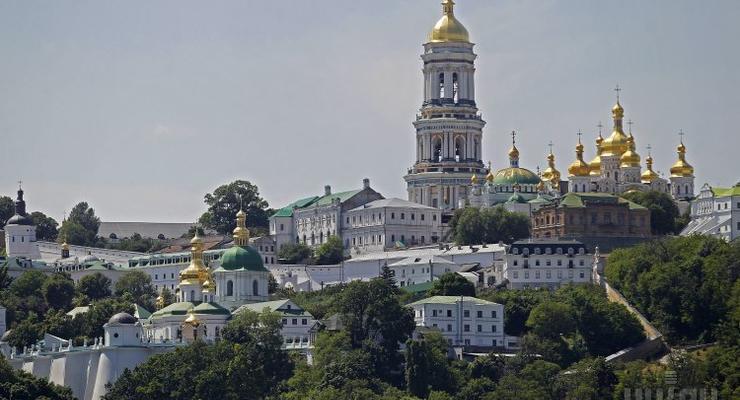 СБУ проводит обыск у предстоятеля Киево-Печерской лавры