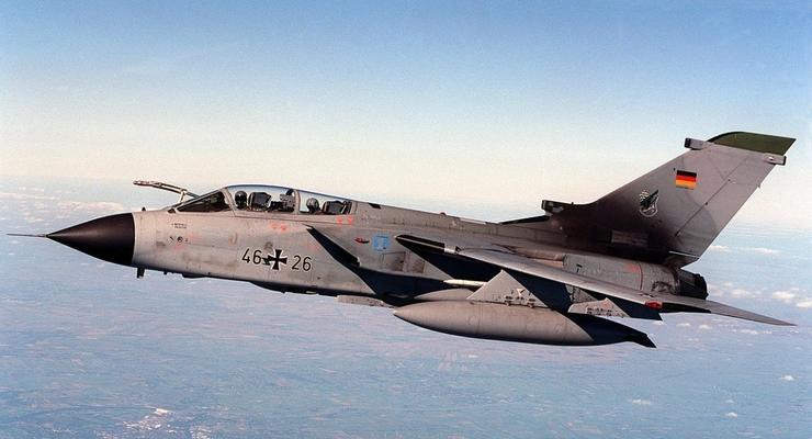 ВВС Германии 30 раз поднимали по тревоге из-за самолетов РФ над Балтикой