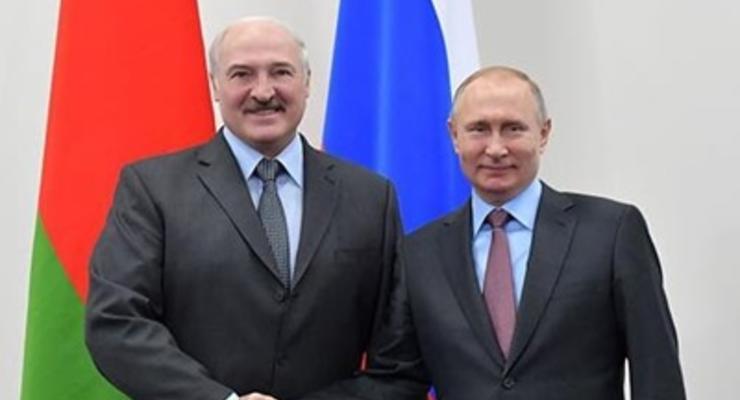 Лукашенко и Путин обсудили отношения стран после смены президентов