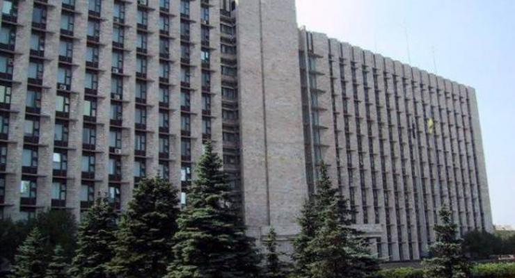"""В """"администрации"""" Донецка сгорела вся гуманитарка - СМИ"""