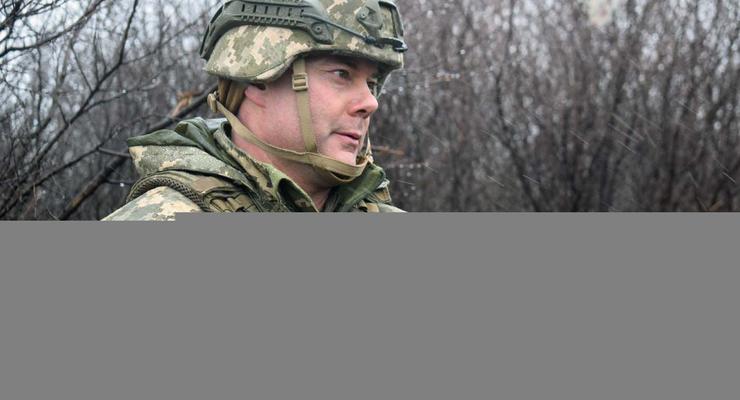 Боевой опыт украинской армии шагает впереди стран НАТО - Наев