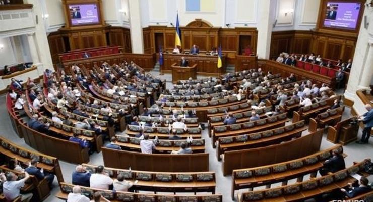 В Раде за день рассмотрели более 300 поправок к языковому закону