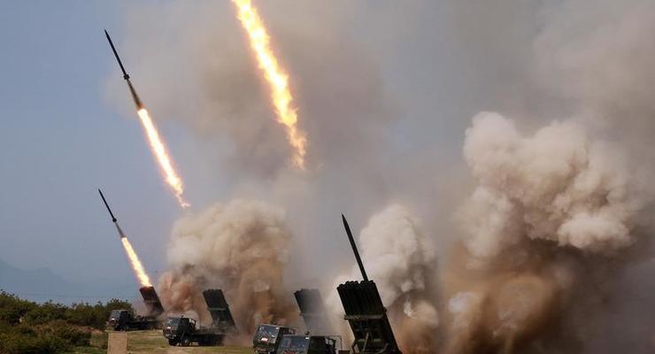 В КНДР пояснили недавние ракетные запуски