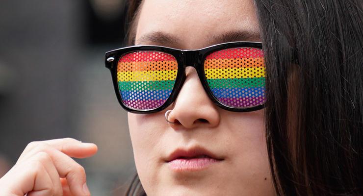 Украина заняла 35 место в рейтинге защиты прав ЛГБТ