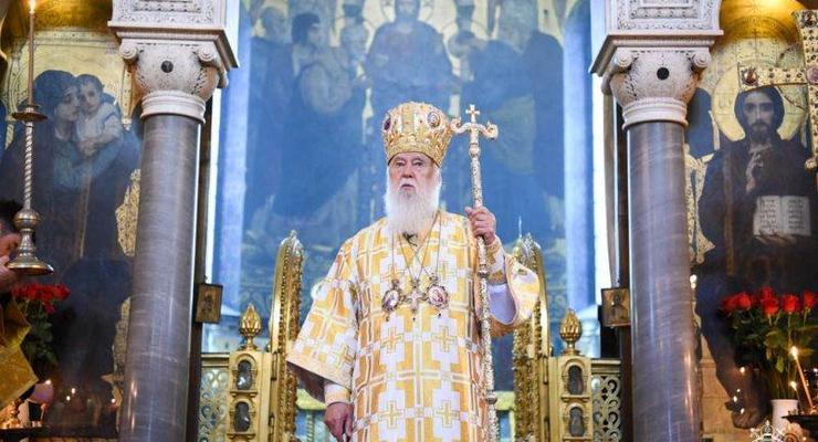 Варфоломей назвал слова Филарета про Киевский патриархат ложью - СМИ