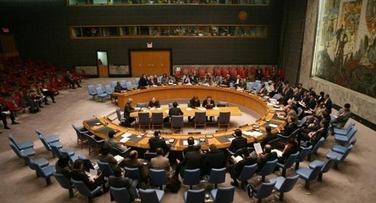 Россия созвала Совбез ООН из-за закона о языке