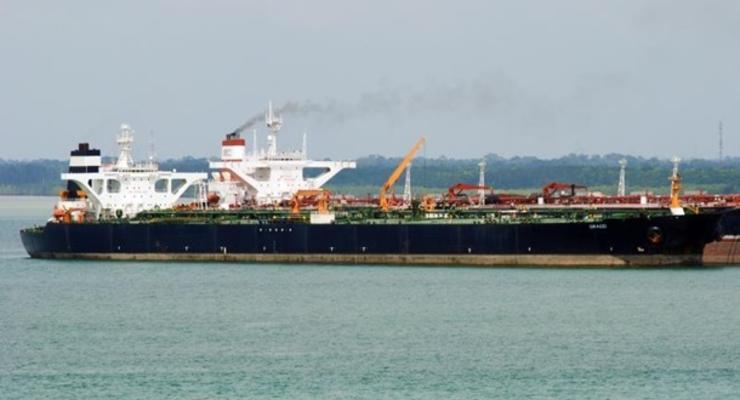 На задержанном иранском танкере есть украинцы