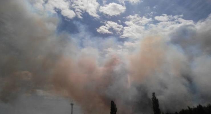 ГСЧС предупреждает о чрезвычайной пожароопасности