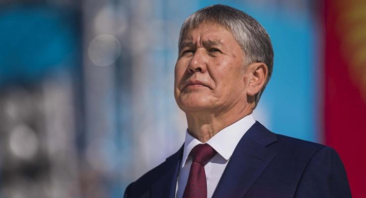 Экс-президента Кыргызстана обвинили в подготовке госпереворота
