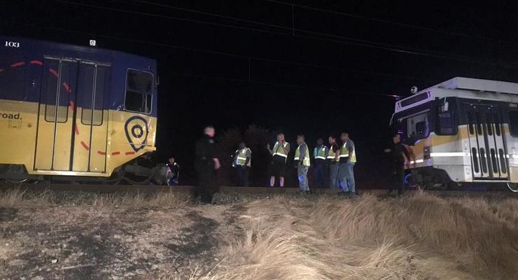 В США 27 человек пострадали в ДТП с участием скоростного трамвая