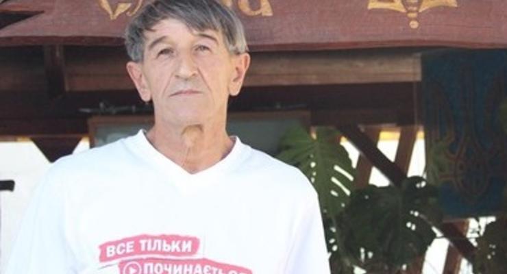 Украина в ОБСЕ потребовала от РФ освободить активиста Приходько