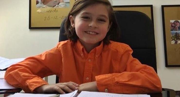 В Нидерландах девятилетний мальчик получит университетский диплом