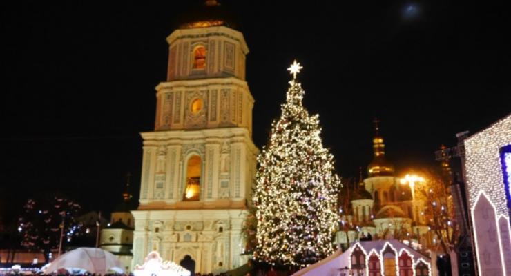 Новый год 2020: Стала известна программа мероприятий на Софийской площади