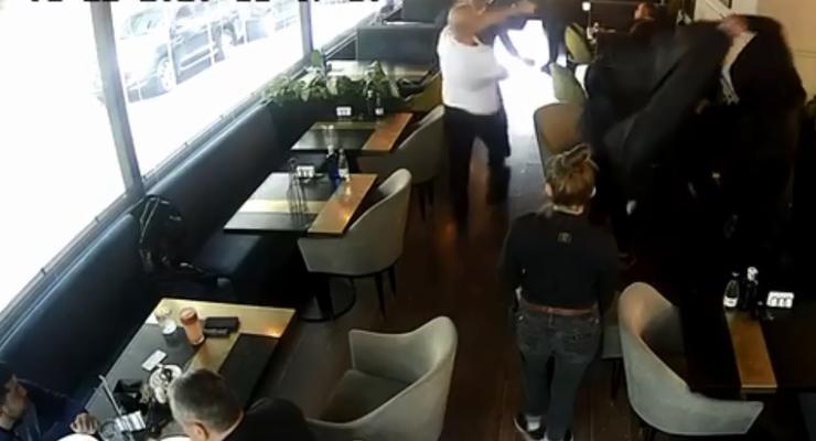 """""""Я тебя сгною"""": Кива после драки с ветераном АТО показал их переписку"""