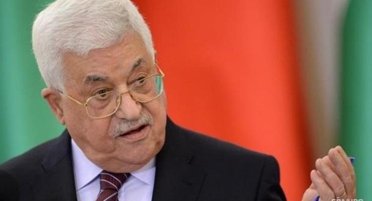 Лидер Палестины примет участие в заседании Совбеза ООН