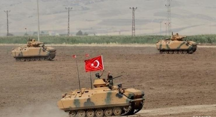 В Турции заявили о нейтрализации 327 сирийских солдат за сутки